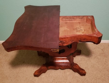 Value of an Empire Gaming Table