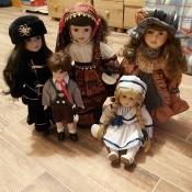Value of Leonardo Collection Dolls - 5 dolls