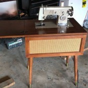 Value of a Kenmore Sewing Machine