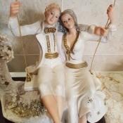 Value of an Italian Made Figurine