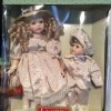 Value of a Classic Treasures Special Edition Doll - box with a girl and boy doll both wearing light pink outfits