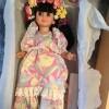 Value of a Mikkel Bjonness-Jacobsen Porcelain Doll - Polynesian doll in box