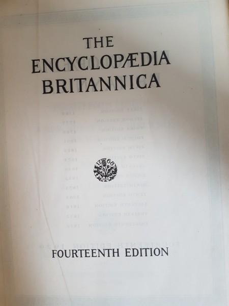 Value of Encyclopedia Britannica