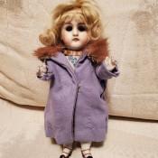 Identifying a Porcelain Doll - old porcelain doll