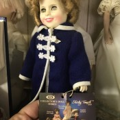 Identifying and Determining the Value of a Doll Collection - Shirley Temple by Ideal Toy Co.