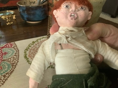 Identifying a Porcelain or Clay Doll