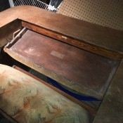 Value of a 1928 R Hamp & Co. Settee Table