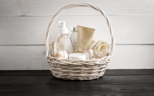 Gift Basket Ideas for Wedding Guests