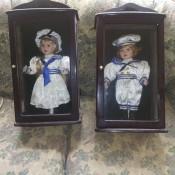 Value of Ashley Belle Dolls - girl and boy sailer dolls