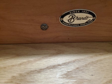 Value of a Brandt Chest of Drawers