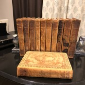 Value of Old Encyclopedias and Dictionary - encyclopedias