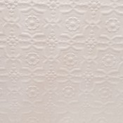 Identifying Anaglypta Wallpaper - white paintable paper with a floral pattern