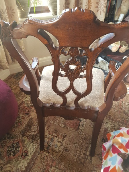 Identifying an Arm Chair