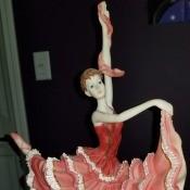 Value of an Ashley Belle Figurine - ballet dancer