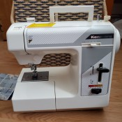 Value of a Vintage Kenmore Sewing Machine - portable sewing machine