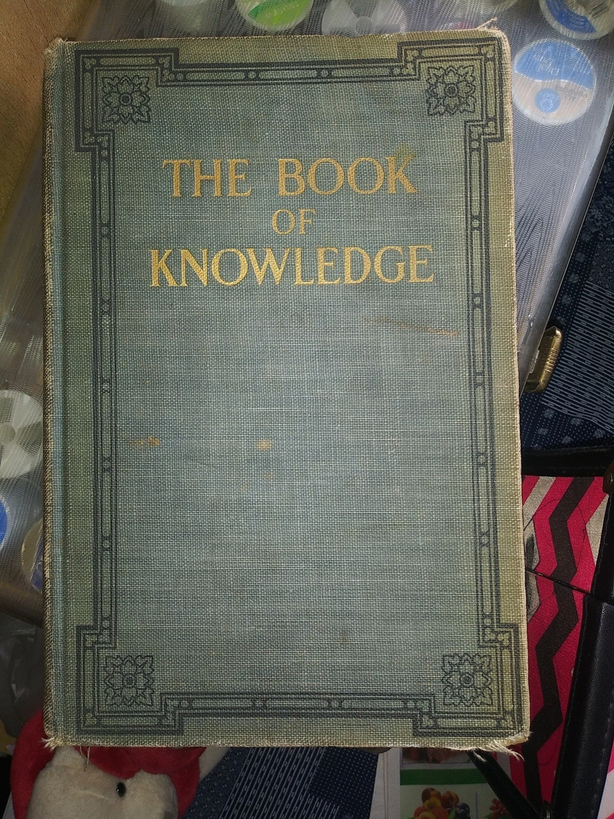 Finding the Value of Grolier's Book of Knowledge ...