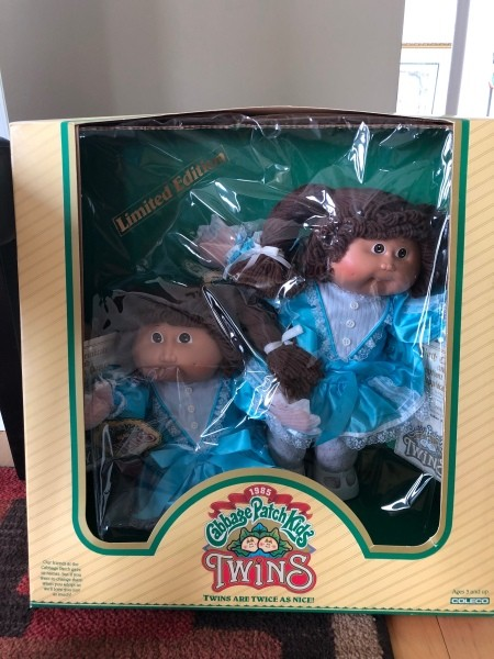 Selling Cabbage Patch Dolls
