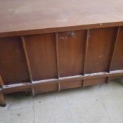 Value of a Lane Cedar Chest - chest possibly '60s or there about