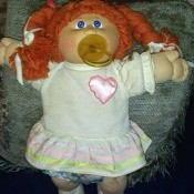 Value of Cabbage Patch Dolls