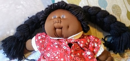 Value of Cabbage Patch Kid Doll