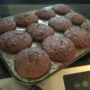 Kombucha Soda Muffins
