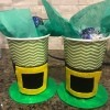 Leprechaun Hat Cup - filled cups