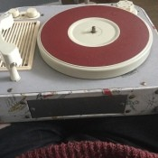 Information and Value of ELPICO RP770 Record Player  - portable record player