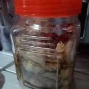 White Adobo in jar
