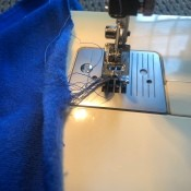 Thread Knotting Up in Bobbin Case - tangle of thread