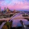 A scenic view in Nashville, TN.