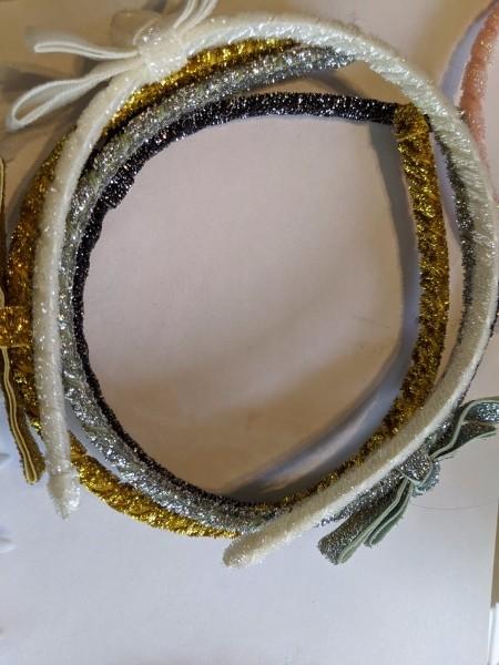 Felt Crown Headband - several headbands