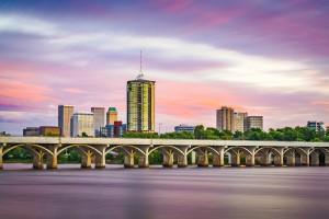 A scenic view of Tulsa, OK>