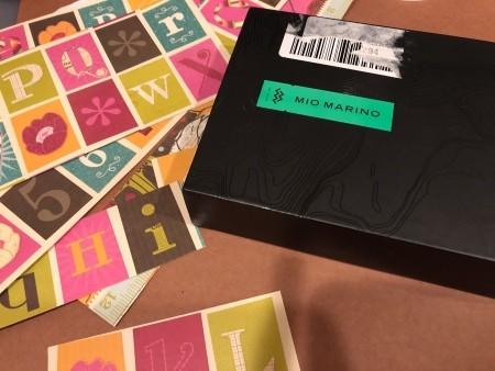 Let's Smile Box Sign Desk Decor - supplies