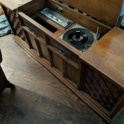 Value of a Vintage Philco Ford Console Stereo