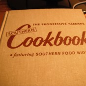 Cookbook Value - southern cooking book cover
