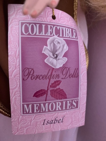 Value of a Collectible Memories Doll