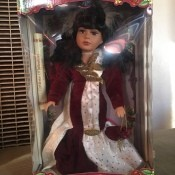 Value of a Collector's Choice Doll - doll in a box