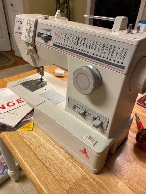 Singer 9022 Bobbin Winder Not Turning - sewing machine