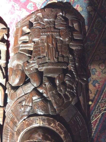 Identifying Carved Wooden Masks