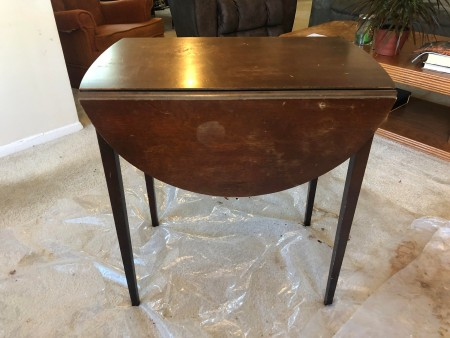 Value of a Mersman Drop Side Table