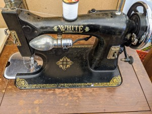 Value of a 1927 White Rotary Sewing Machine
