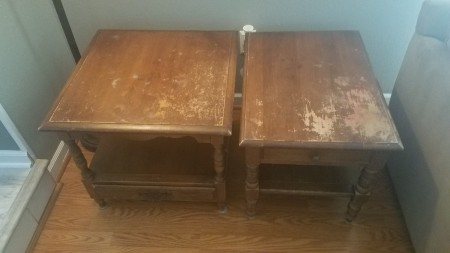 Value of Conant Ball End Tables
