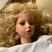 Identifying a Vintage Porcelain Doll