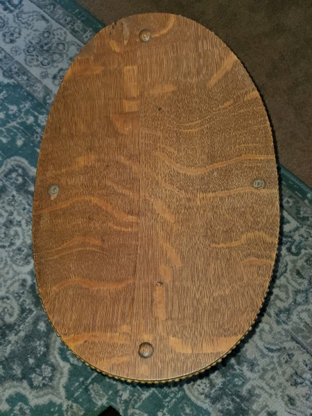Identifying a Saddle Shaped Chair