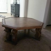 Information on a Mersman Coffee Table