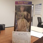 Value of an Ashley Belle Doll - doll in the box