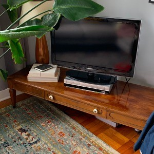 Value of a Mersman 8717 Coffee Table