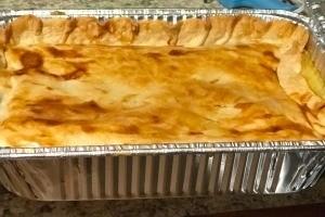 Family Size Chicken Pot Pie
