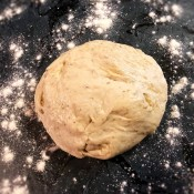 Garlic Oregano Pizza Dough