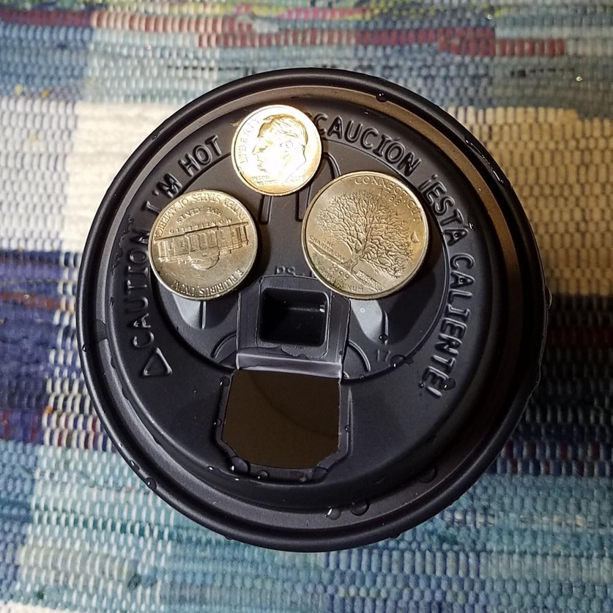 Hiding Car Coins in Plain Sight   ThriftyFun